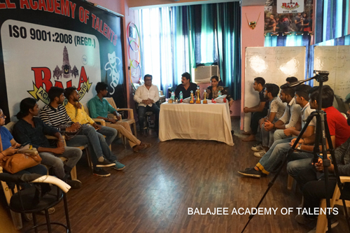 ACTING COMPETITION BY BALAJEE ACADEMY OF TALENTS