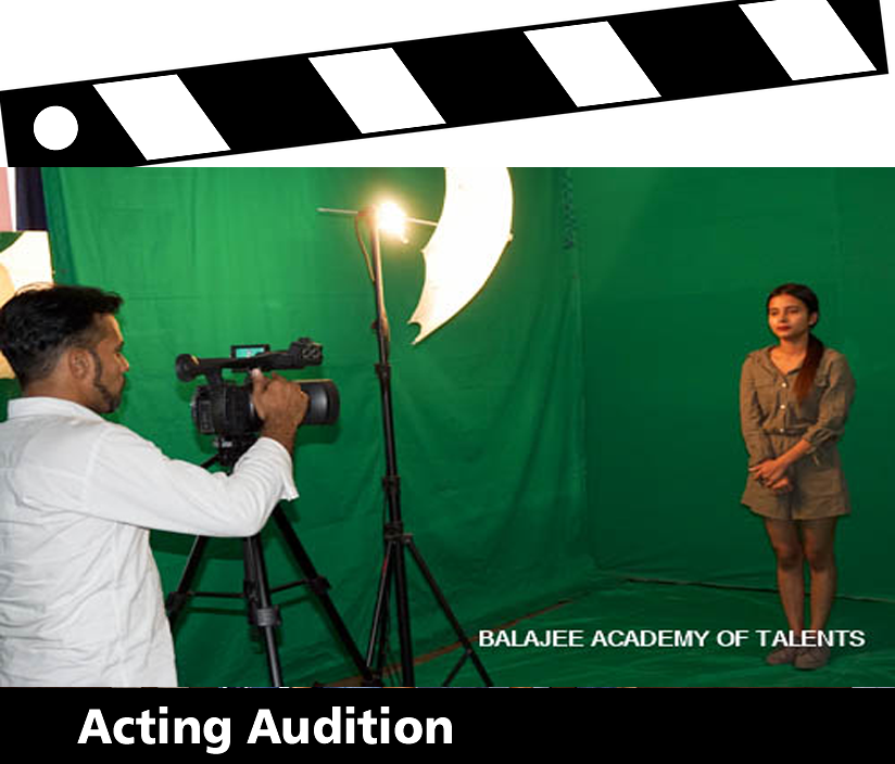 Balajee Acting Audition in delhi